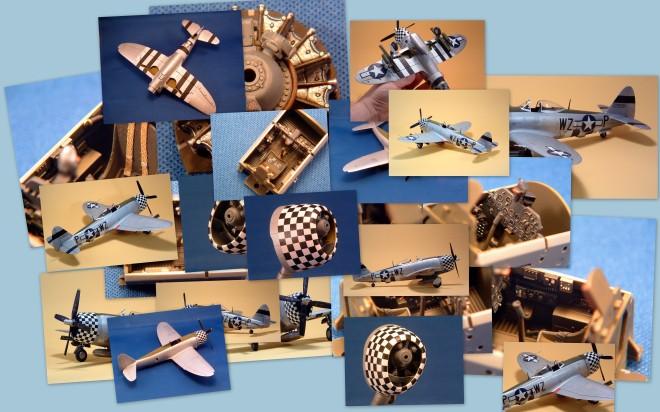 P-47 build2