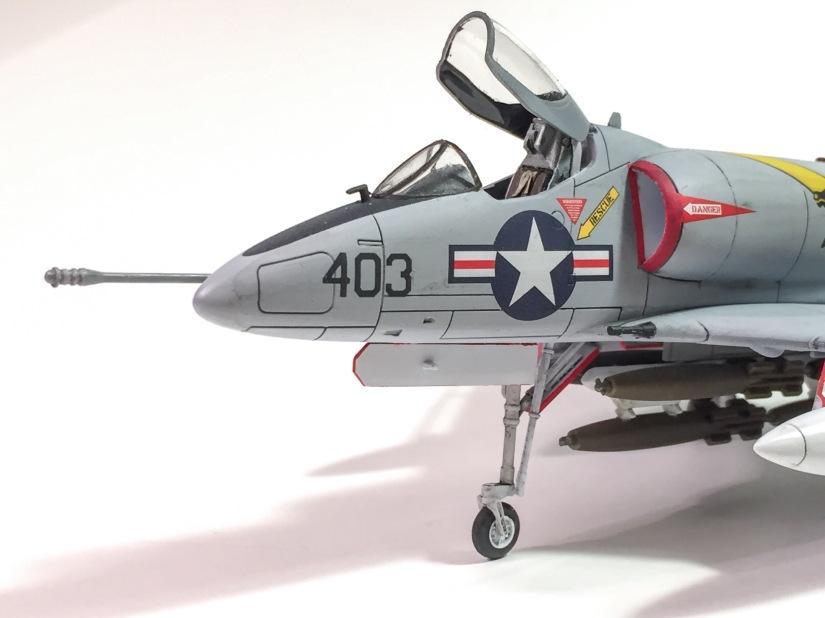 Airfix 1/72 A-4CSkyhawk